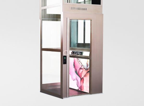 Cibes西柏思时尚版家用电梯