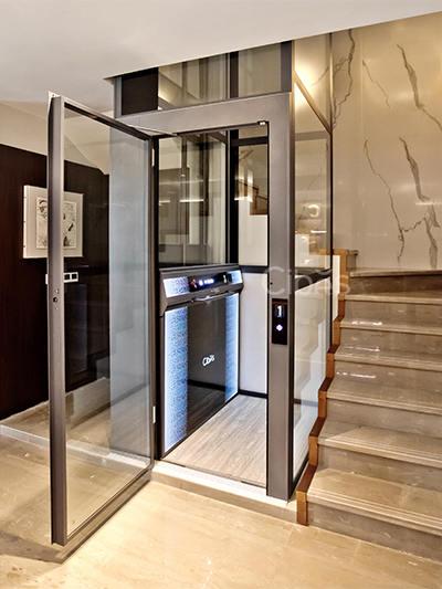 Cibes家用电梯案例