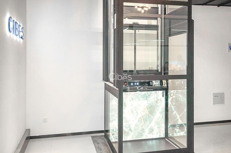 重庆家用电梯展厅 - Cibes西柏思