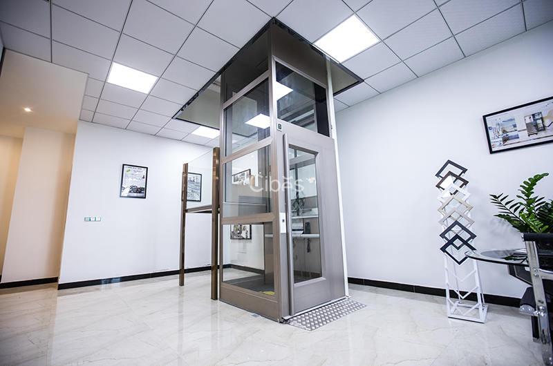 福州家用电梯展厅 - Cibes西柏思