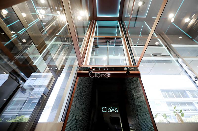 杭州家用电梯展厅 - Cibes西柏思