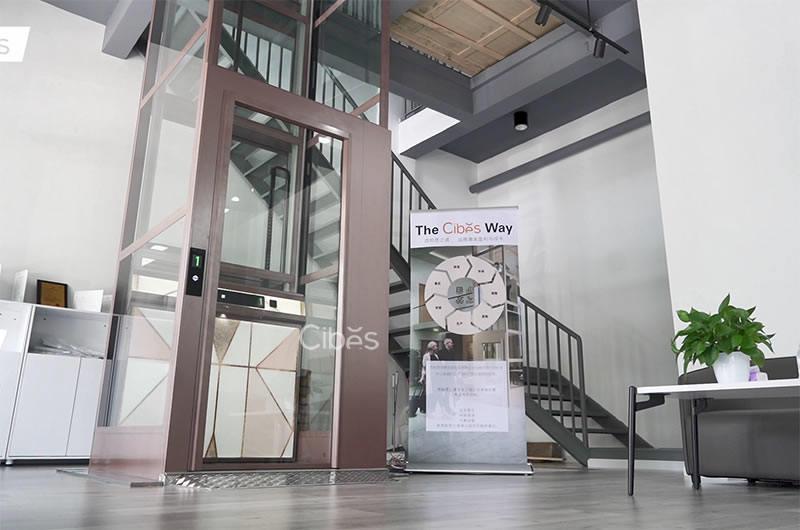台州家用电梯展厅 - Cibes西柏思
