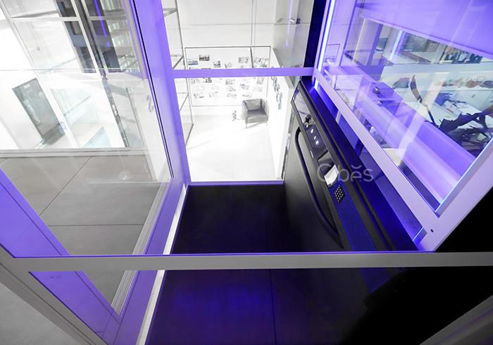 限量生产,尊享定制别墅电梯