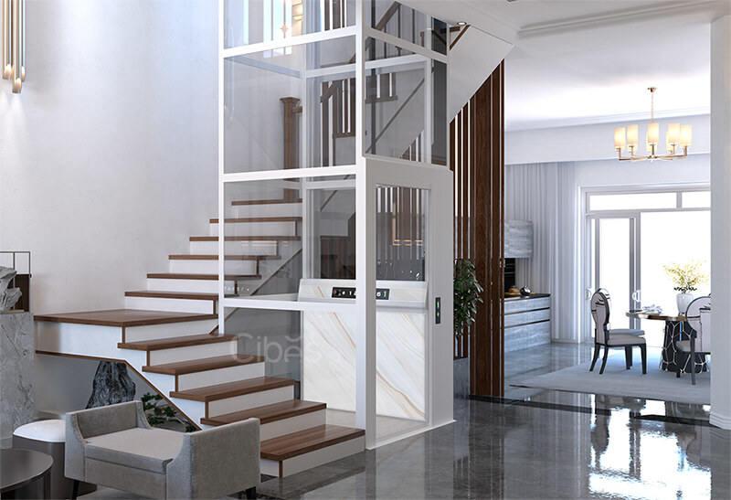 个性化定制的家用电梯 - Cibes电梯