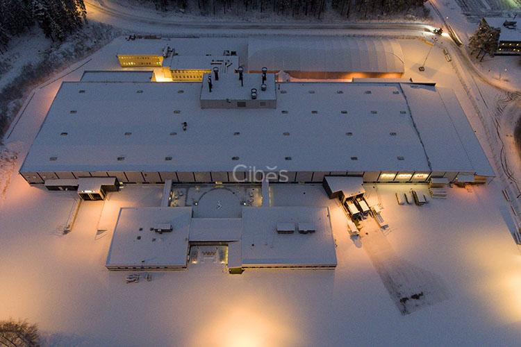 Cibes瑞典工厂