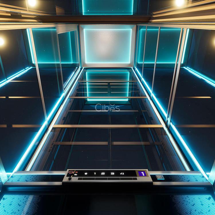 Cibes电梯全新升级,更多功能;
