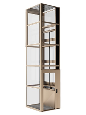 舒适性小型家用电梯