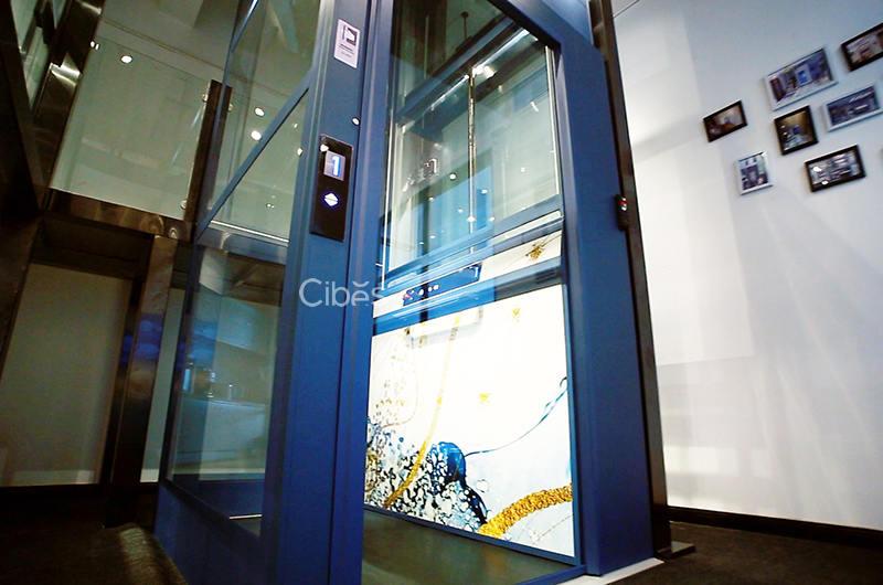 长沙家用电梯展厅 - Cibes西柏思