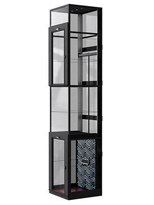V90星际版别墅电梯
