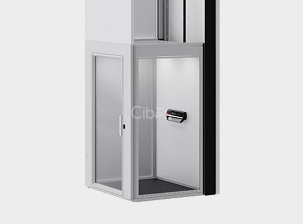 v70 实用简约轿厢式别墅电梯