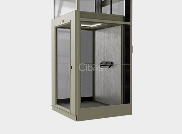 经济型定制轿厢款别墅电梯