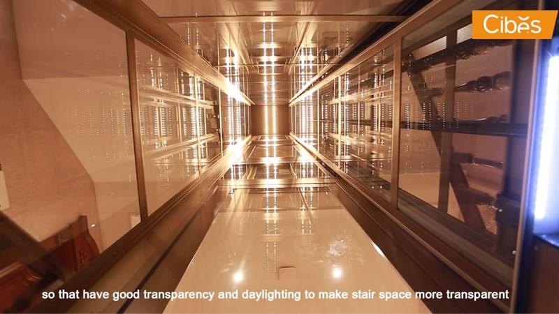 Cibes电梯杭州客户感言