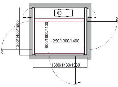 Cibes A5000(半标2)开门结构示例