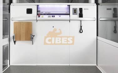 Cibes家用二层电梯安装于复式楼201504