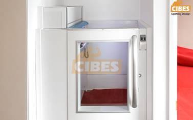 Cibes南京家用电梯安装案例201506