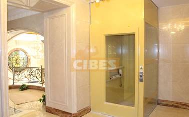 Cibes家用电梯安装于安徽合肥201512