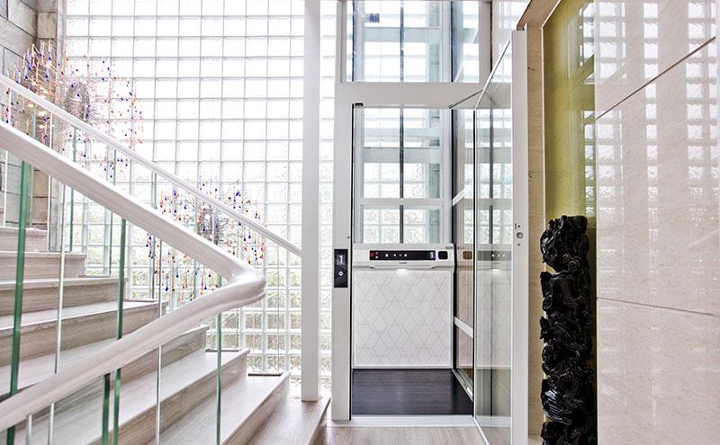 广东佛山家用电梯案例视频 202105