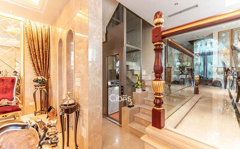 重庆别墅家用电梯案例视频 202108