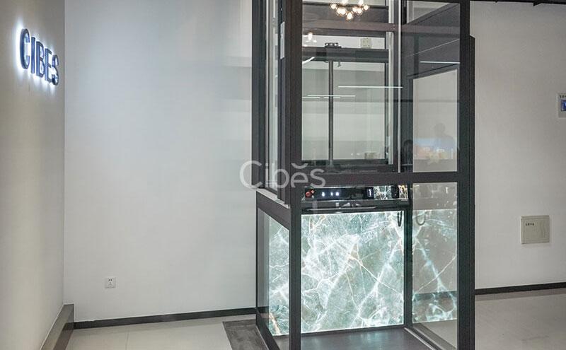 Cibes西柏思家用电梯重庆展厅